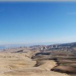 В Иудейской пустыне и сказочные места