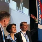 Новая немецкая партия выступает за отказ валюты евро
