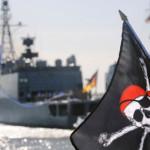 Уровень морского пиратства снижается