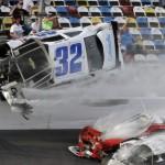 Автомобильные гонки «NASCAR» в Дайтоне завершились трагедией