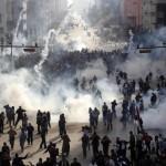 Ссора двух подростков в Каире спровоцировала массовый погром