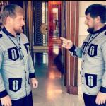 Рамзан Кадыров опубликовал в Instagram несколько фотографий своего двойника.