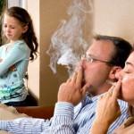 Канадские специалисты доказали, что пассивное курение делает детей агрессивными