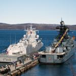 Грузия и Россия вновь открыто конфликтуют. Причиной этого стали учения российских ВС на Черном море.