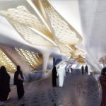 Король Саудовской Аравии распорядился построить к 2017 году станцию метро из золота