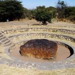 Самый большой железный метеорит, найденный на Земле