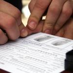 Правительство одобрило проект о внесение данных об отпечатках пальцев в загранпаспорт