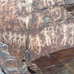 В Мексиканских пещерах найдены уникальные древние рисунки
