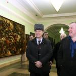 О жизни в Грозном рассказал Жерар Депардье