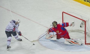 Quarterfinals, Russia vs USA