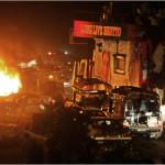 В пакистанском Карачи во время парламентских выборов произошли три сильнейших взрыва