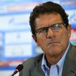 Фабио Капелло опубликовал список футболистов, приглашенных к отборочному поединку с Португалией
