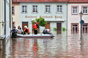 Наводнение в Германии нанесло ущерба на несколько миллиардов евро