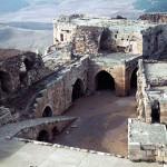 Сирийская крепость, находящаяся под охраной ЮНЕСКО, разрушена