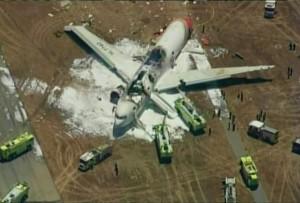 Погибших в результате крушения самолета в Сан-Франциско становиться больше