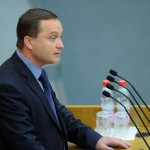 В результате конфликта на дороге в Москве был серьезно избит депутат от ЛДПР