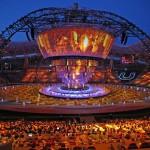 В Казани состоялось открытие XXVII летней Универсиады.