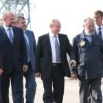 Владимир Путин встретился с участниками отечественного географического общества