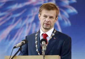 Инаугурация мэра Ярославля Евгения Урлашова
