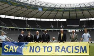 Расовая дискриминация до сих пор проявляется в мире