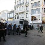 Молодожёнов в Турции полиция «поздравила» водомётами