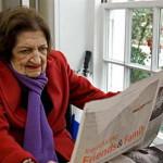 Хелен Томас больше нет. Об этом сообщило Associated Press