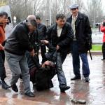 Узбекские дипломаты устроили «беспредел» на улицах Бишкека