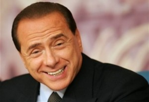Проблемы Берлускони вновь стали причиной ажиотажа в Италии