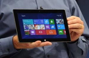 Корпорация Microsoft официально представила вторую серию авторских планшетов
