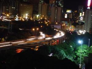 В Венесуэле отключили электричество