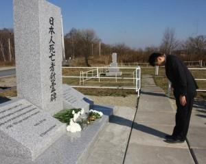 В Красноярске откроют мемориал японским пленным