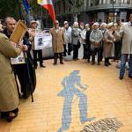 В Одессе открыт памятник тени Александра Пушкина