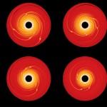 Астрономы пытаются разгадать феномен протопланетных дисков