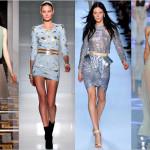 Завершающая неделя моды в столице Франции в Париже