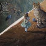 Учёные придумали, как объяснить феномен квантового Чеширского кота