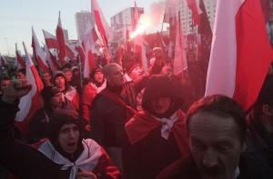 Польша отказалась возмещать ущерб российскому посольству