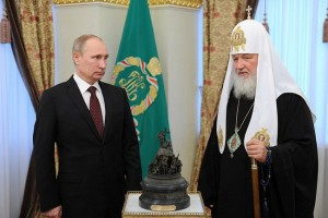 Совсем недавно Владимир Владимирович Путин был объявлен лауреатом премии, выдающейся за сохранение державной России