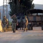 Турецкие пограничники задержали машины, идущие из Сирии, с химвеществами
