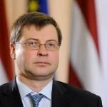 Подал в отставку премьер-министр Латвии Валдис Домбровскис