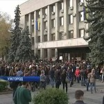 Ужгородские школьники продолжают отстаивать своё право на осенние каникулы