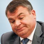 «Крыша» Сердюкова не дает протечки, поэтому ему не о чем переживать