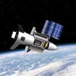 Беспилотник X-37B провел больше года в космосе