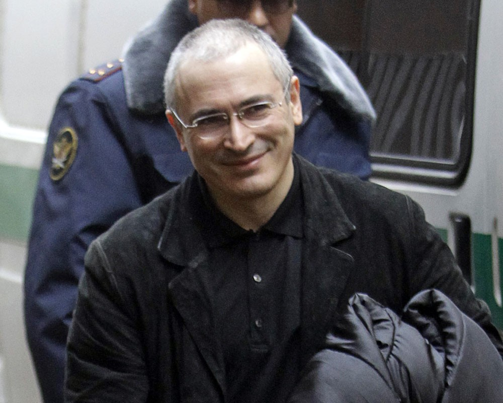 США и Европа одобрили решение РФ освободить Ходорковского