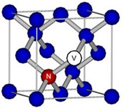 Физикам удалось в алмазном центре переключить спин