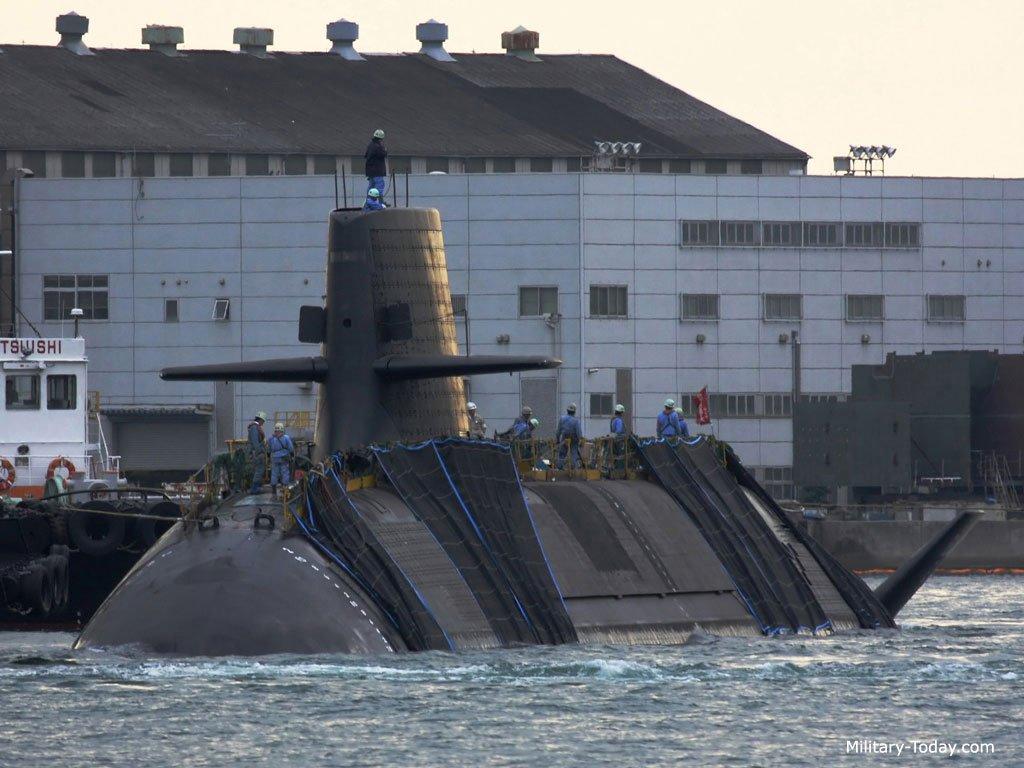 Австралия просит у Японии раскрыть секрет трансмиссии подлодок Сорю