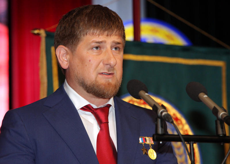 Кадыров призывает Думу ужесточить наказание для террористов