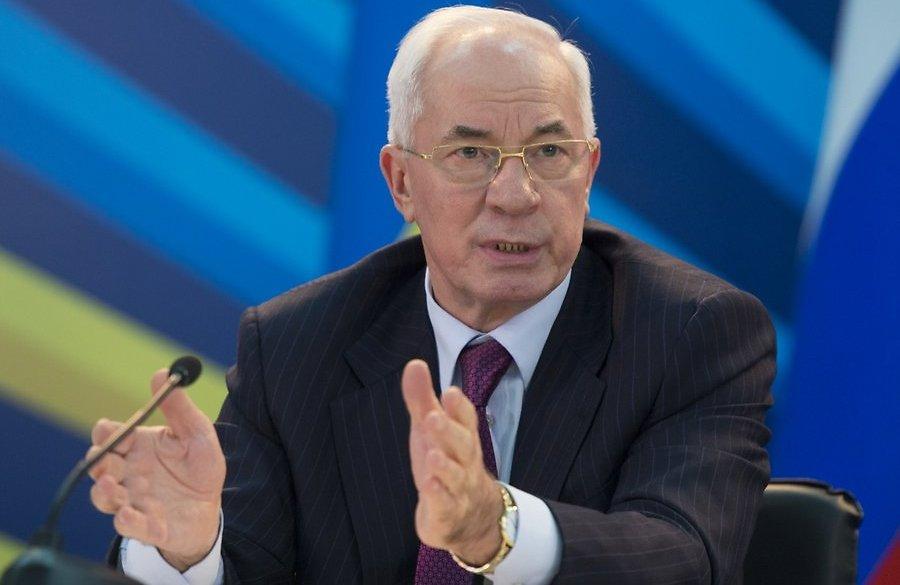 Азаров на месте Путина не дал бы Украине кредит