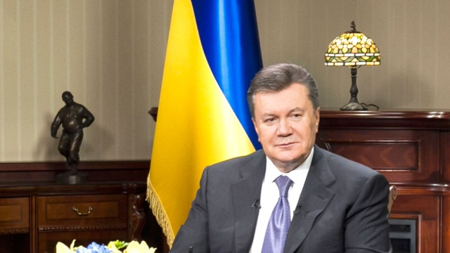 Янукович дал согласие выпустить задержанных манифестантов