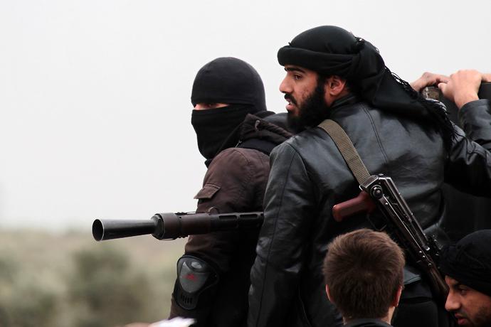 Найдена переписка террористов группировки «Фронта аль-Нусра».