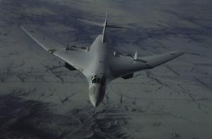 Восстановлен американский бомбардировщик